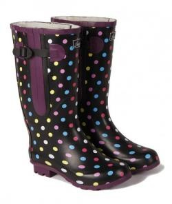 Extra Wide Fit Wellies - Funky & Wide Calf Wellies Specialist | Jileon @Danielle Clark