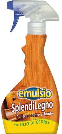 Emulsio Splendi Legno 375 ml