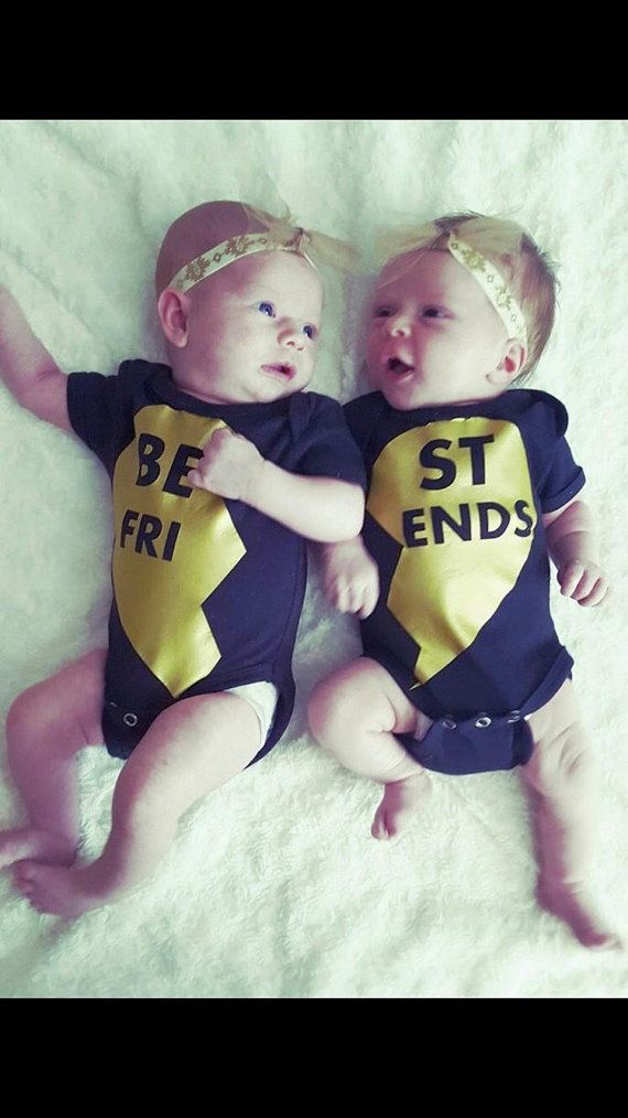BEST FRIENDS ONSIES by FlowerChildShopSTL on Etsy