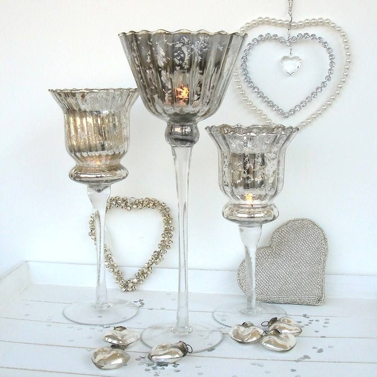 Ideas about tall glass candle holders on pinterest