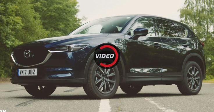 Could The New Mazda CX-5 Be The Best Compact SUV In The Market? #Mazda #Mazda_CX_5