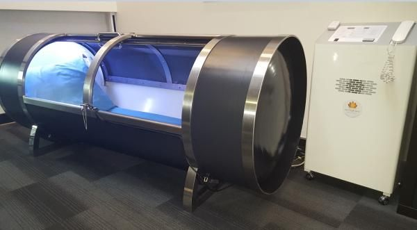 AirPod Mild Hyperbaric Chamber - Reduce stress, injury, fatigue. Get more oxygen into your body.