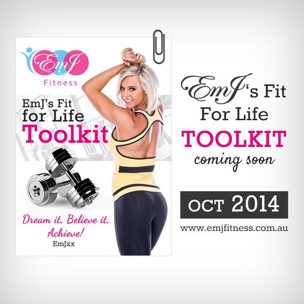 Supplement training and nutrition guidelines! The tools to keep you fit and healthy for life