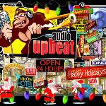 Join us at UPBEAT Entertainment News Syndicate Radio tonight at 6:00 PM at www.wsradio.com in Studio A for a very special UPBEAT Christmas Card to all of our listeners, Facebook friends and followers, family, faithful friends who are dear to us... This is indeed a gift of thoughts, words and stories to all of you! So bring some eggnog spiked or otherwise... listen, relax and enjoy!