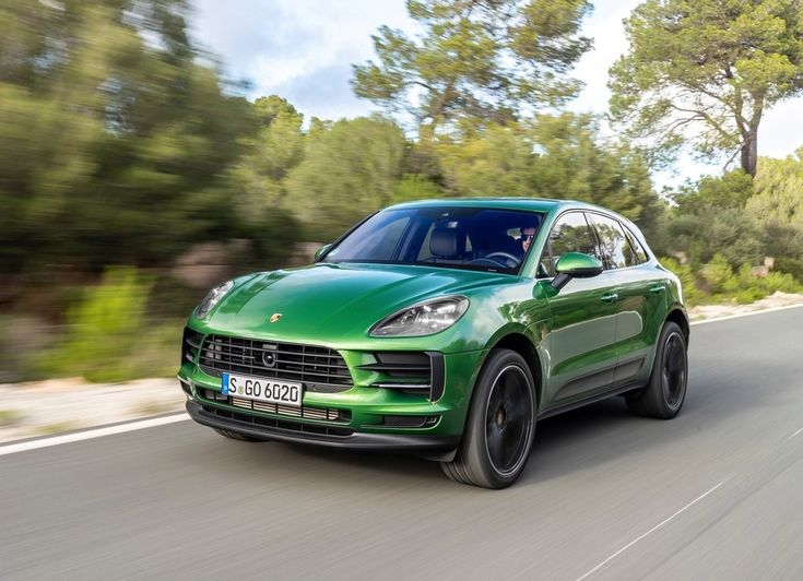 The next generation of the Porsche Macan will be fully electric