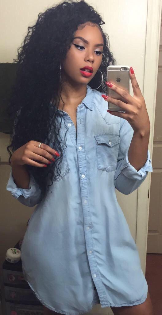Black Girl Swag Selfie-3185