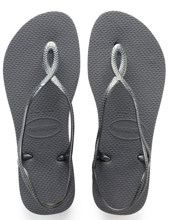 Havaianas Luna Steel Grey Flip Flop  Price From: 15,69€