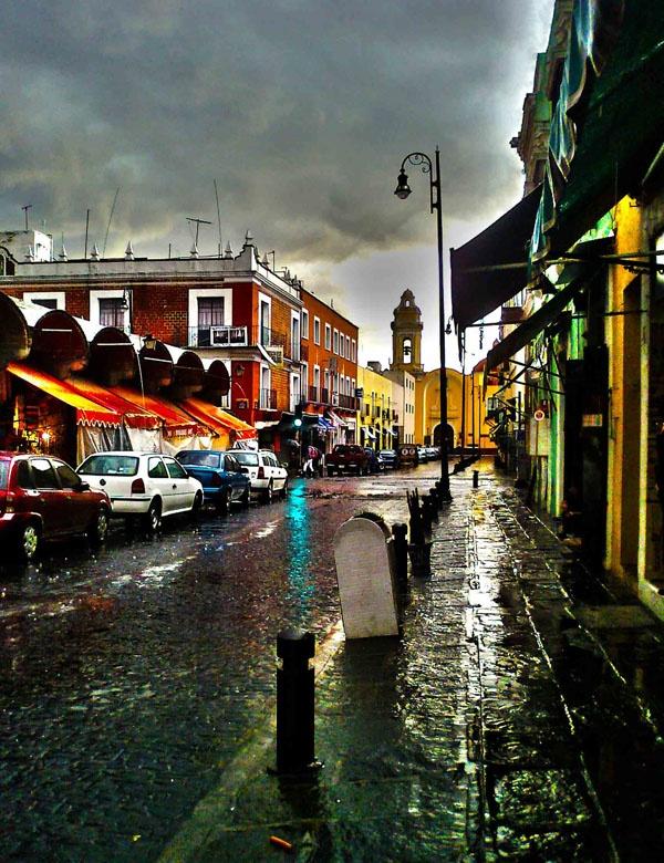 Concurso: México en una imagen  Autor: Liliana Yeraldine Maldonado  Lugar: El Parian, Puebla.