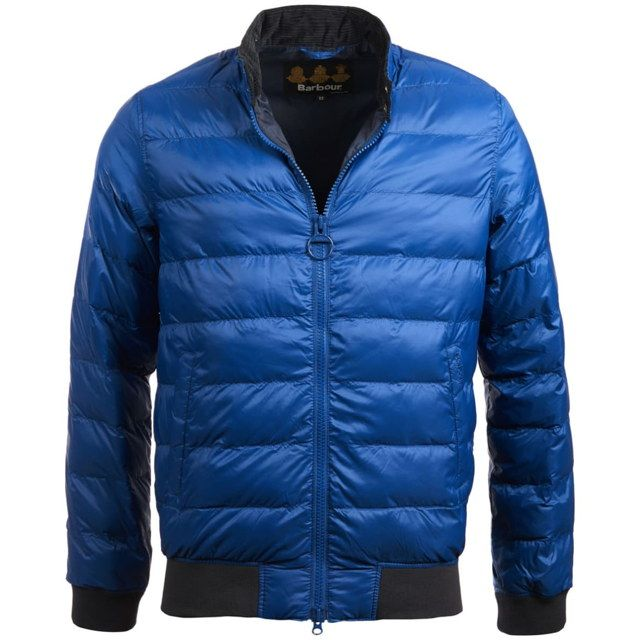 barbour aviso quilted jacket