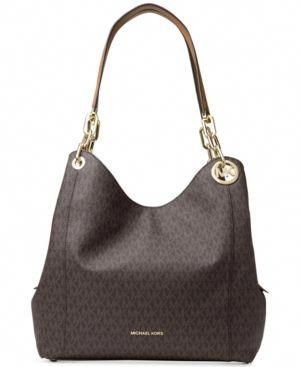 1871dda9288fd6 Michael Michael Kors Fulton Large Signature Hobo - Brown  #Handbagsmichaelkors
