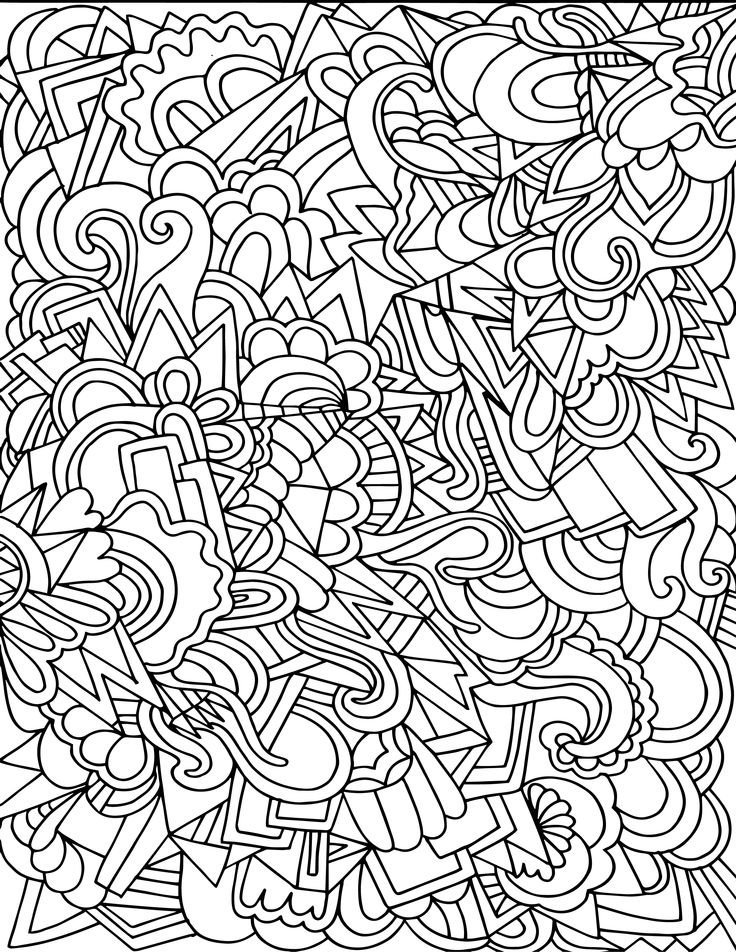 159 best Coloring images on Pinterest | Adult coloring pages ...
