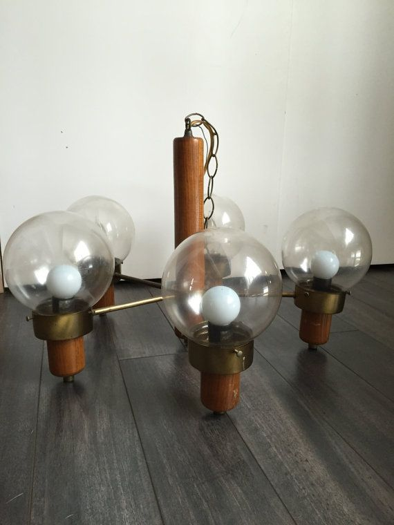 Your Place To Buy And Sell All Things Handmade Mid Century Modern Chandelier Retro Lighting Mid Century Chandelier