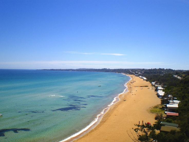 Mount Martha Beach, Mornington Peninsula, Victoria.  Love the Peninsula life...