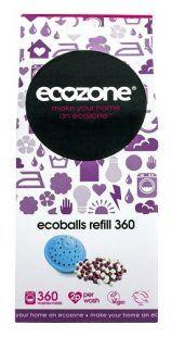 Ecoballs Granulki do Kul Piorących 360 prań ECOZONE Toddlersi