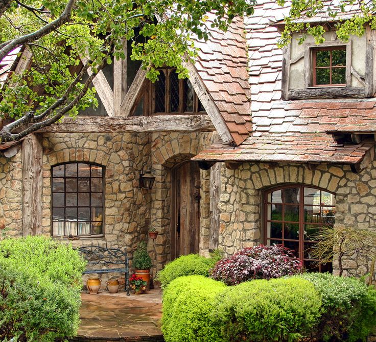 Pictures Of English Cottages From The 1920 S With Attached: 18 Best Images About Carmel Cottages On Pinterest