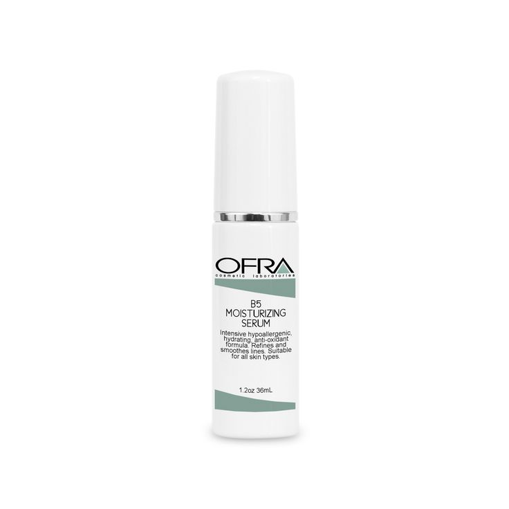 B5 Moisturizing Serum | Skin Care – Ofra Cosmetics