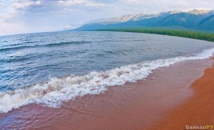 Палитра красок Байкала (фото Олег Ловцов) — Байкал