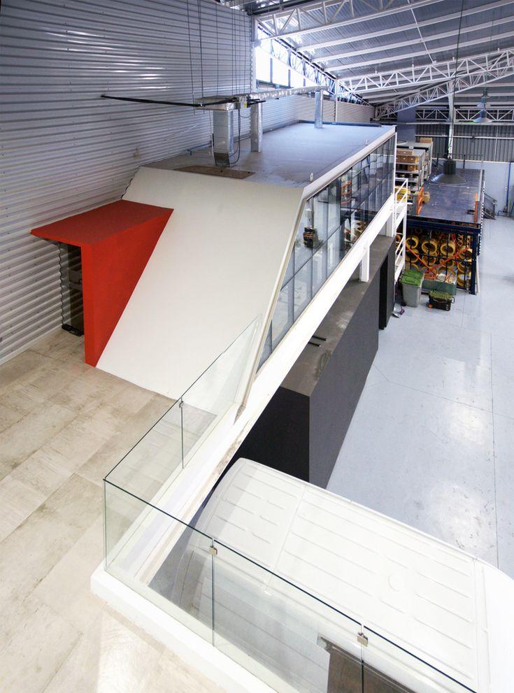 Galería de Edificio corporativo Comercial Sinsef / The Standard - 25