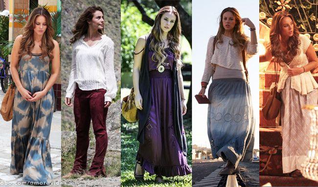 Paloma Amor à Vida hippie