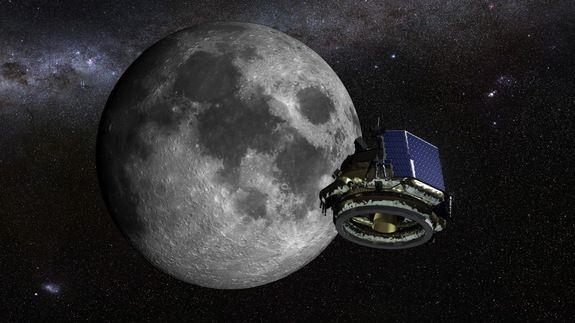 Moon Express' MX-1 Lunar Lander Headed to the Moon