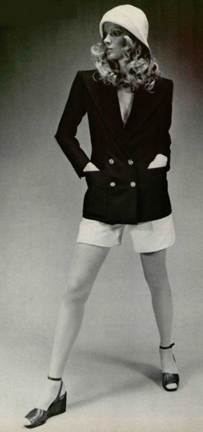1971 Yves Saint Laurent | wardrobe reference for Catherine Mortinné @ The Last Canvas online novel.