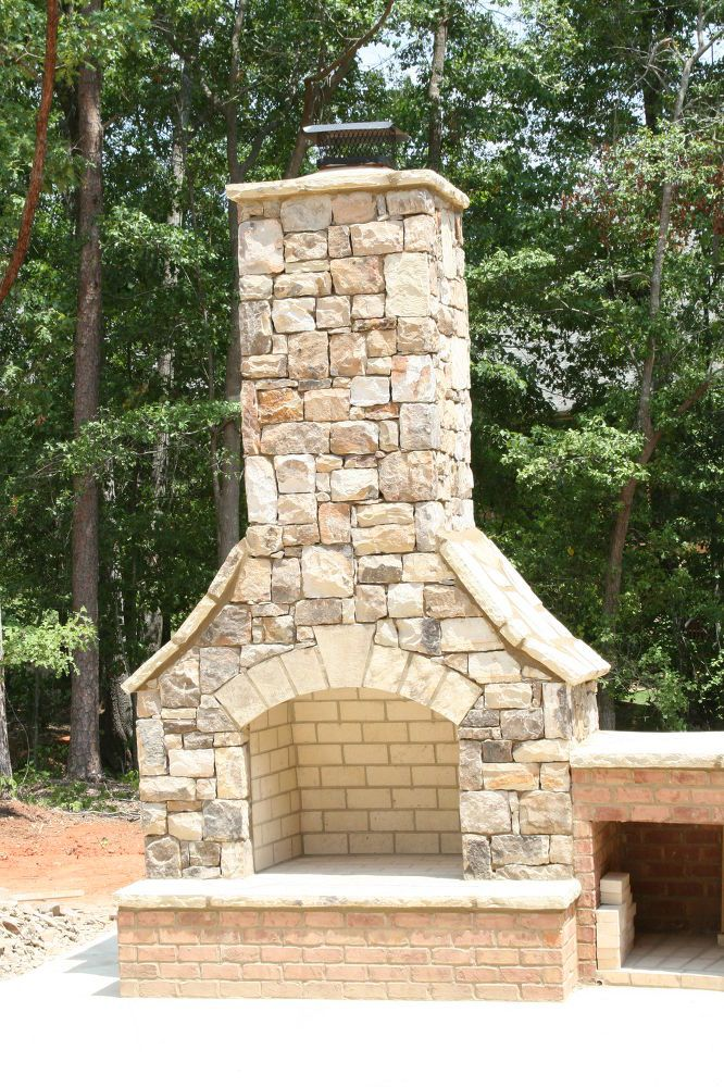 outdoor fireplaces on pinterest backyard fireplace outdoor patio