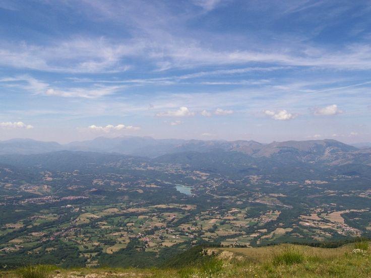Conca di Amatrice - Amatrice, Rieti, Lazio Italy