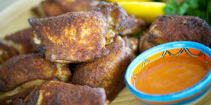 Portuguese Chicken Pieces - a Julie Goodwin recipe