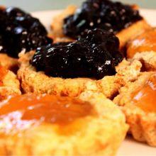 Delicious Jam Tarts.