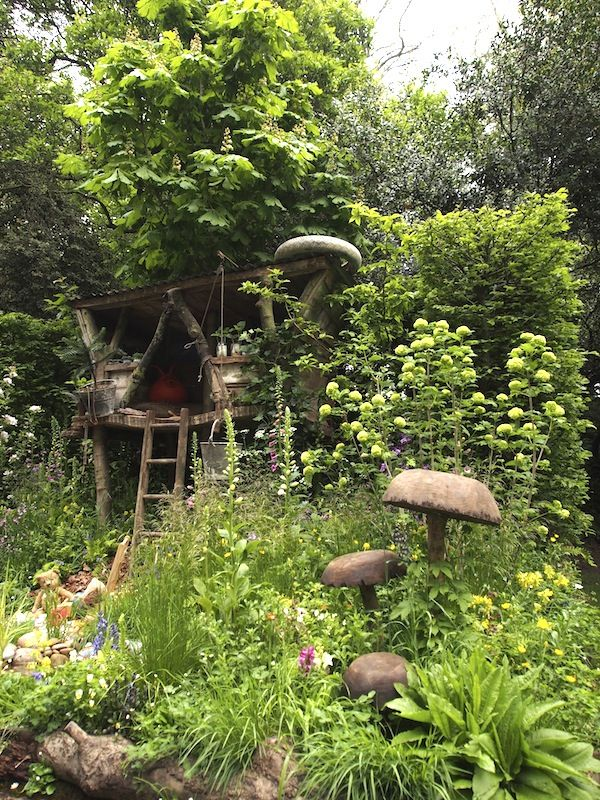 Artisans Gardens, Chelsea 2013 | GardenDrum What Will We Leave The NSPCC Garden of Magical Childhood