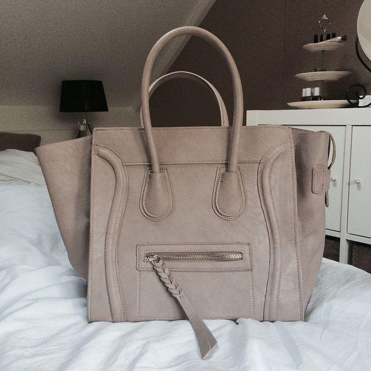 2000 volgers: win een look-a-like Céline tas!