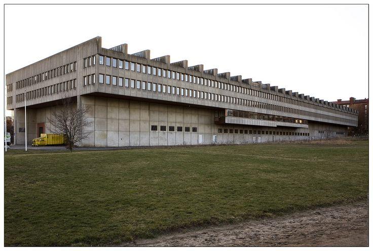 Svenska filminstitutet. Peter Celsing.Stockholm