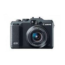Aparat foto Compact Canon PowerShot G15