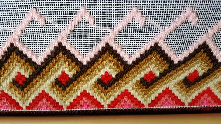 My third Bargello!!!