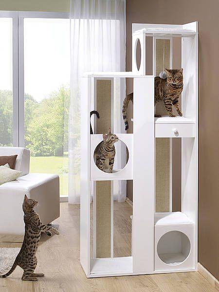 MORE4 - Die Premiummarke für Hunde und Katzen!: Kratzbaum Jump