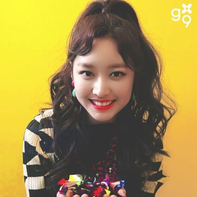 Mimi gugudan #Act2_Narcissus #구구단_나같은애 #A_Girl_Like_Me #20170227_6PM #구구단_9초영상 #gugudan9seconds