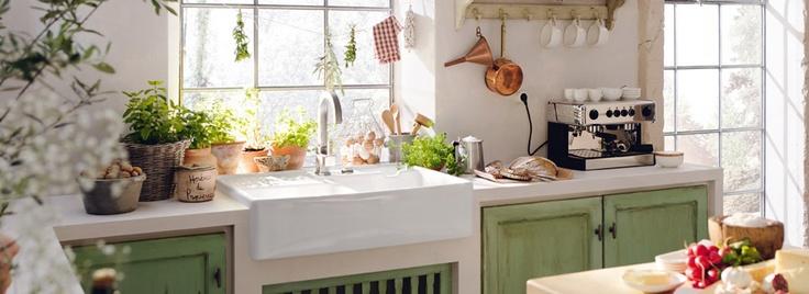 farm kitchen