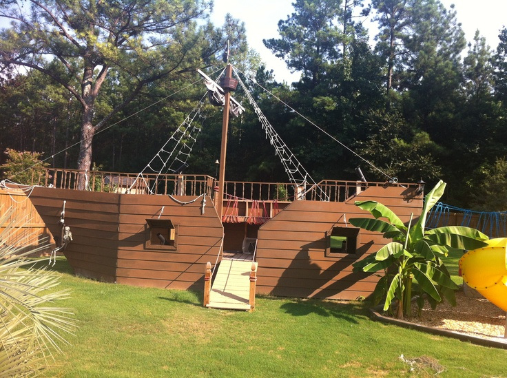 172 best Pirate Ships for backyard Play images on Pinterest | Pirate Piratre Cool Backyard Fort Ideas on