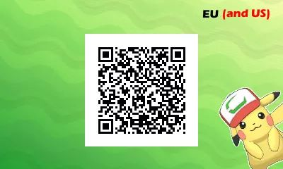 "If you have Pokemon Ultra Sun and/or Moon, this link has the QR code that you can scan in order to obtain the special ""I Choose You"" cap Pikachu from the newest Pokemon movie. https://www.rpgsite.net/feature/6364-pokemon-ultra-sun-moon-pikachu-valley-guide-how-to-reach-the-valley-and-get-the-i-choose-you-cap-pikachu"