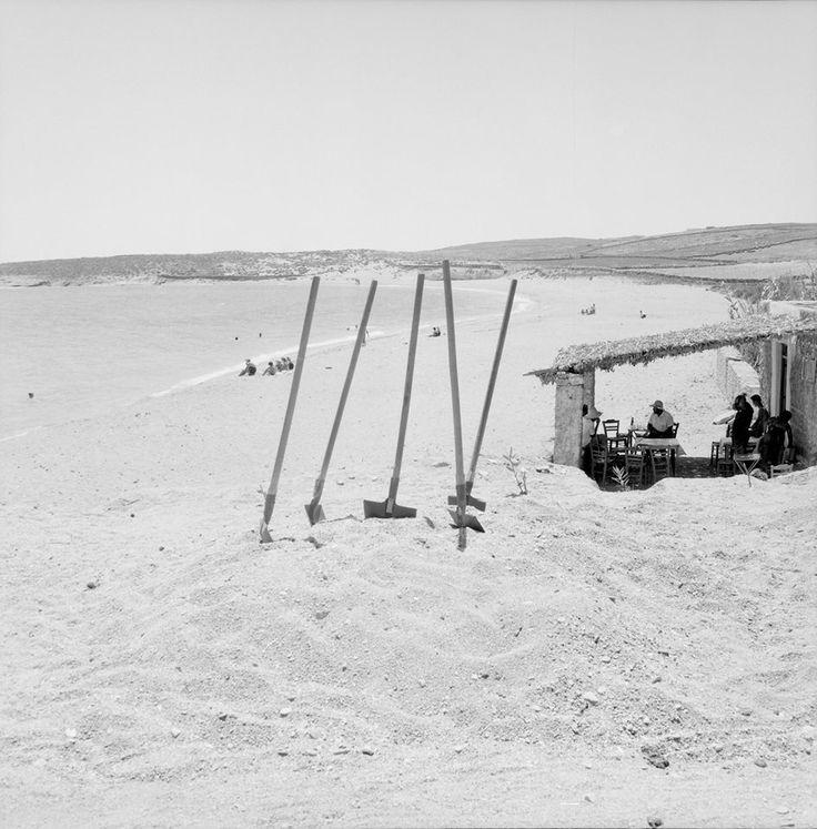 Paros island, 1958 Photo by Zacharias Stellas Benaki Museum Photographic Archives