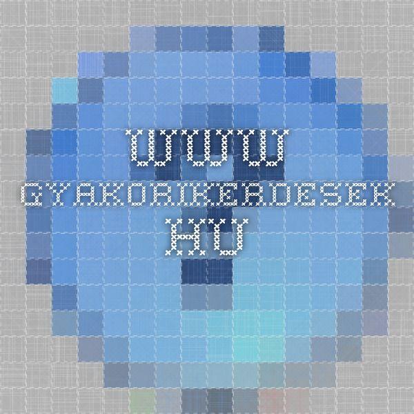 www.gyakorikerdesek.hu