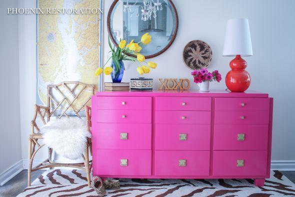 Pink sofa, Pink furniture, Pink Decor, Living room, Decor, Room makeover, Modern decor, Contemporary furniture, Mid century furniture
