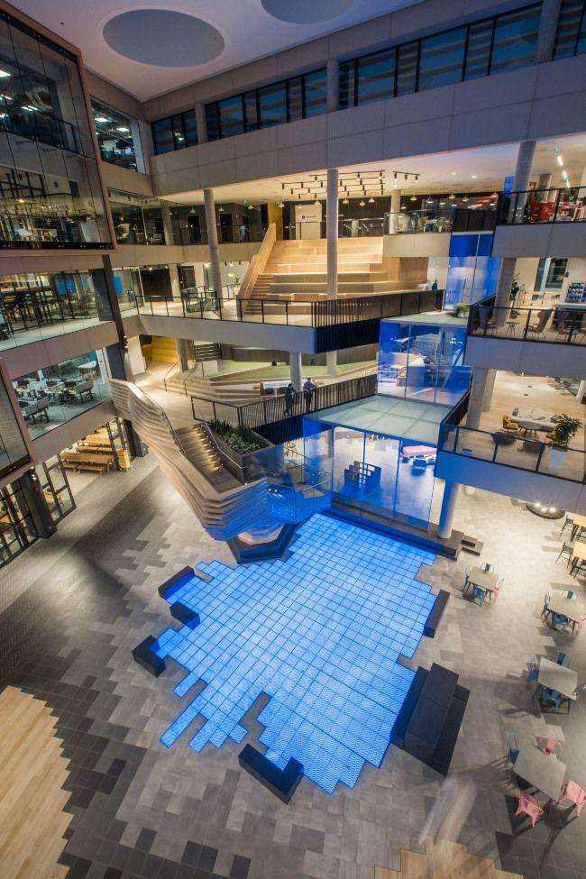 Microsoft Opens Its New U20ac134m Campus In Dublin