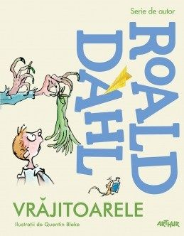 Vrăjitoarele (Roald Dahl)