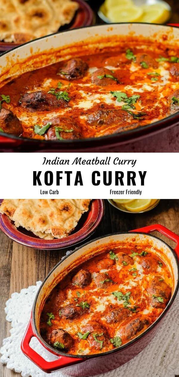 Kofta Curry Meatball Curry Recipe Minced Beef Recipes Kofta