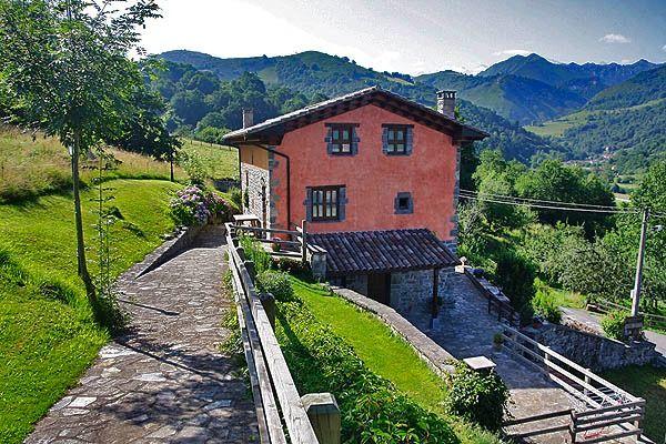 Aldea de Con Mestas de Con, (Cangas de Onís), Asturias