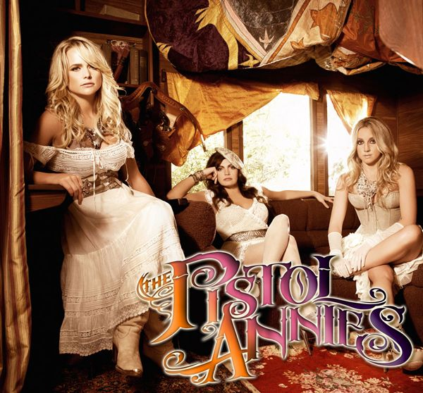 PISTOL Annies!  Can't wait to hear it!