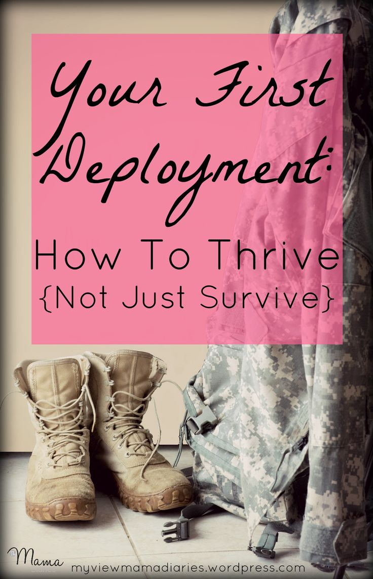 Your First Deployment How to Thrive Not Just Survive