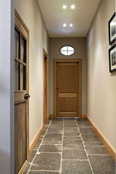 17 beste idee n over stenen vloeren op pinterest keuken vloeren tegel vloeren en tegelvloer - Kleur corridor ...