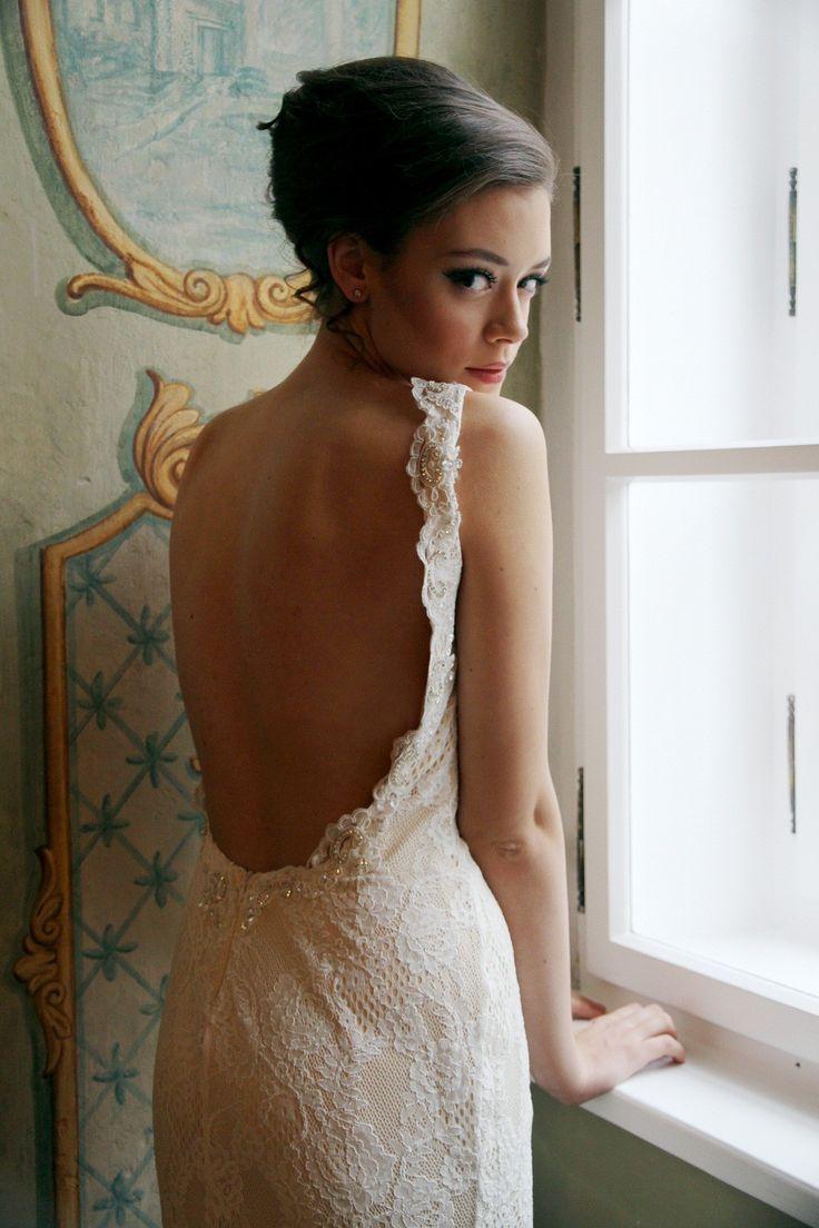 šaty s odhalenými zády - Hledat Googlem